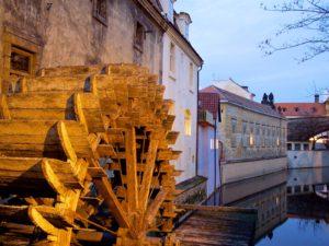 Certovka, Prague