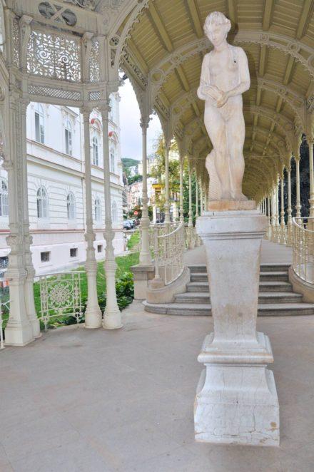 Karlovy Vary colonnade