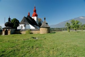 Slovakian folk architecture