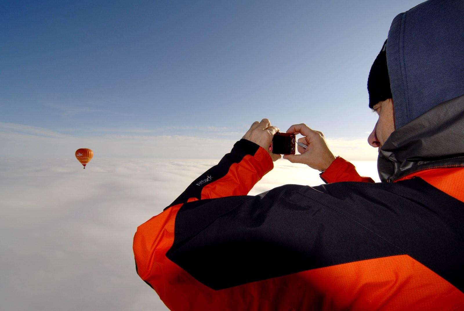 Hot air ballooning in the Czech Republic