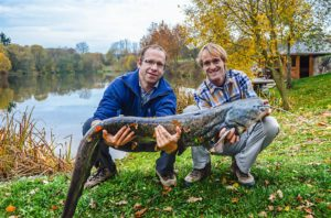 Fishing trips in the Czech Republic - with a catch