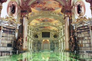 Admont Stift library, Austria